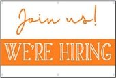Join Us! We're Hiring