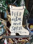 Keep Calm and Skate On