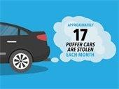 Puffer Cars Stolen