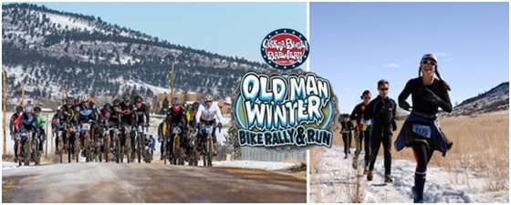 Old Man Winter Rally