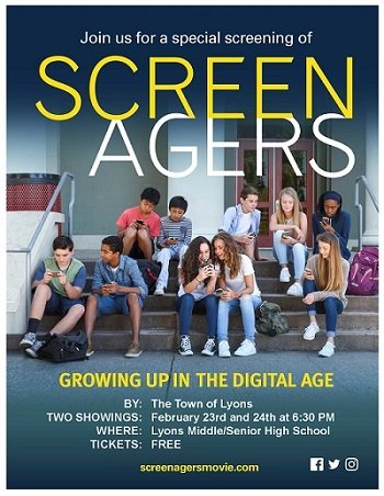Screenagers Screenings