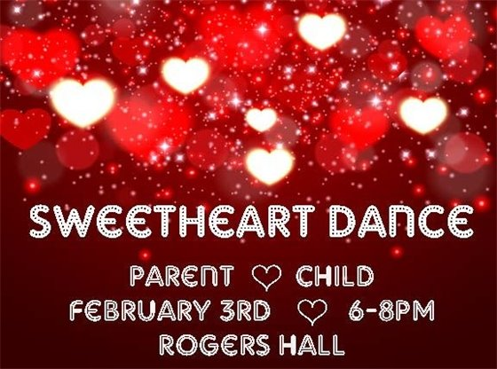 Valentines Sweetheart Dance