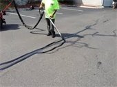 Pavement Crack Sealing