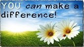 You can make a difference!