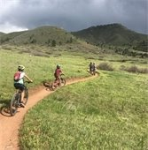 Kids' Mountain Biking Clinics