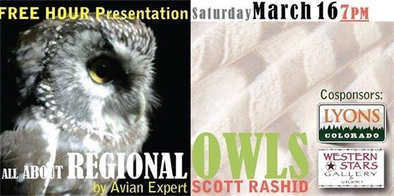 Regional Owls