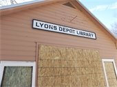 Lyons Depot Library