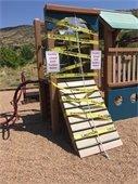 Steamboat Valley Playground Closure