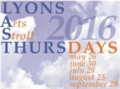 Lyons Last Thursdays Art Stroll
