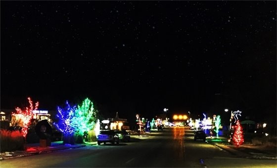 Lights in Lyons