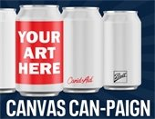 Canvas Can-paign