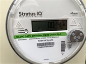 New Electric Meter