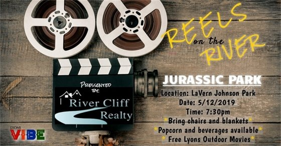 Reels on the River: Jurassic Park