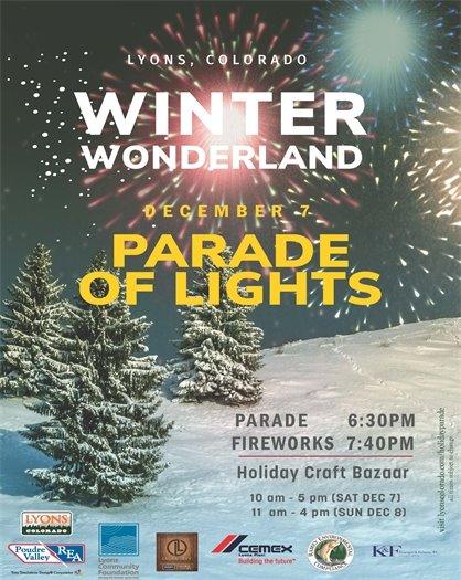 Holiday Parade of Lights