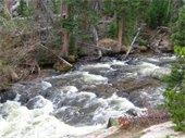 St Vrain Creek