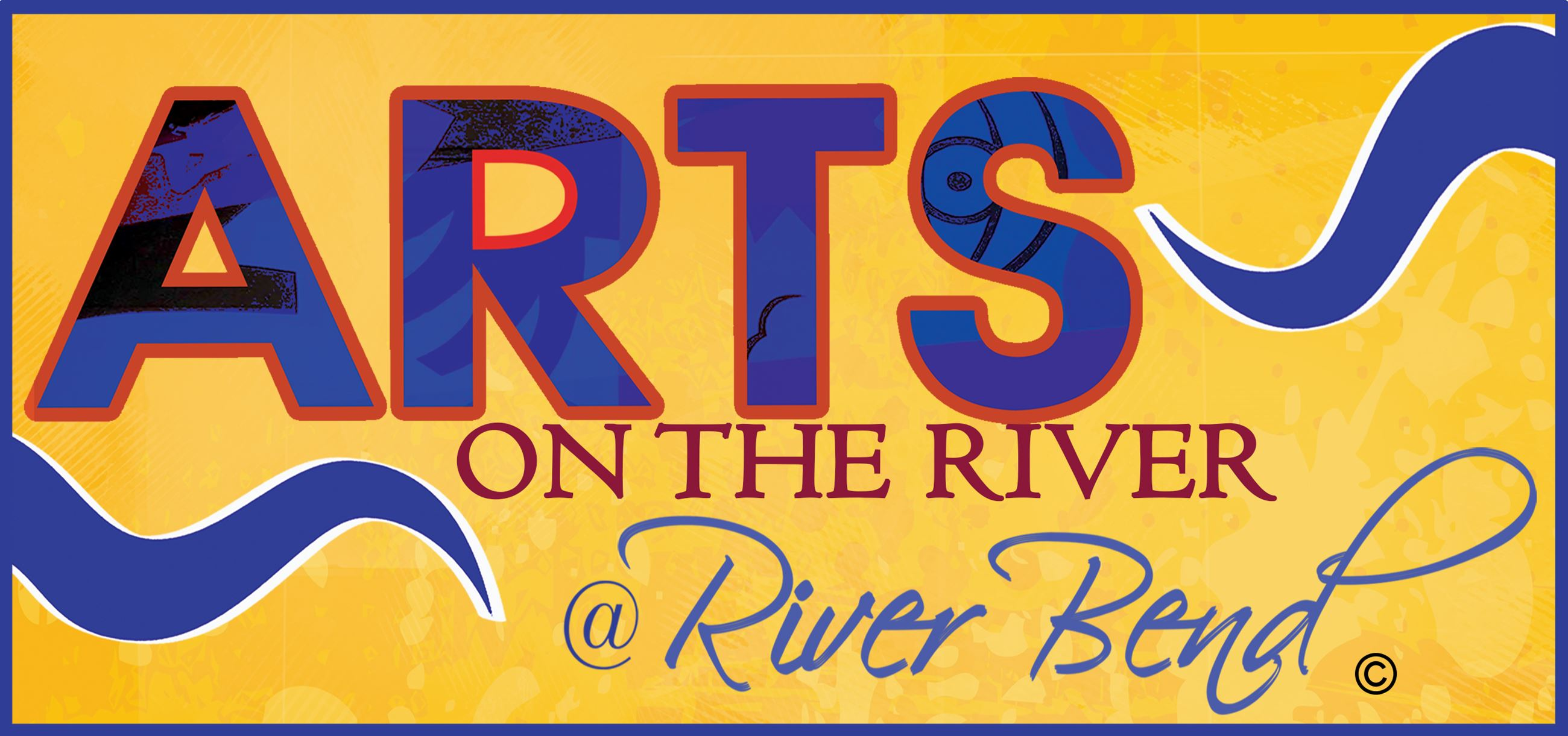 Arts on the River logo2017