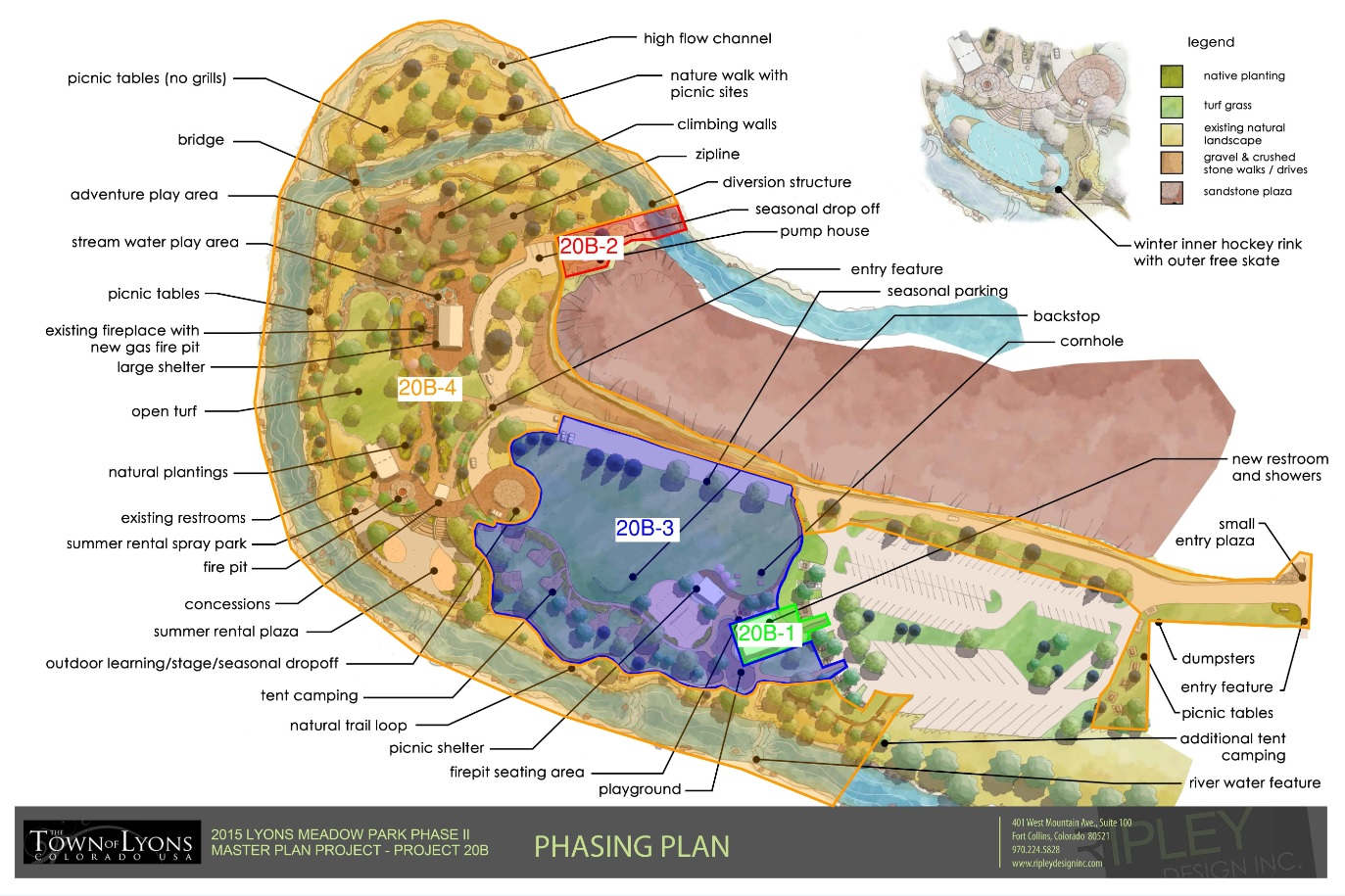 Meadow Park Phasing Plan