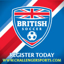 British Soccer Register Today Logo