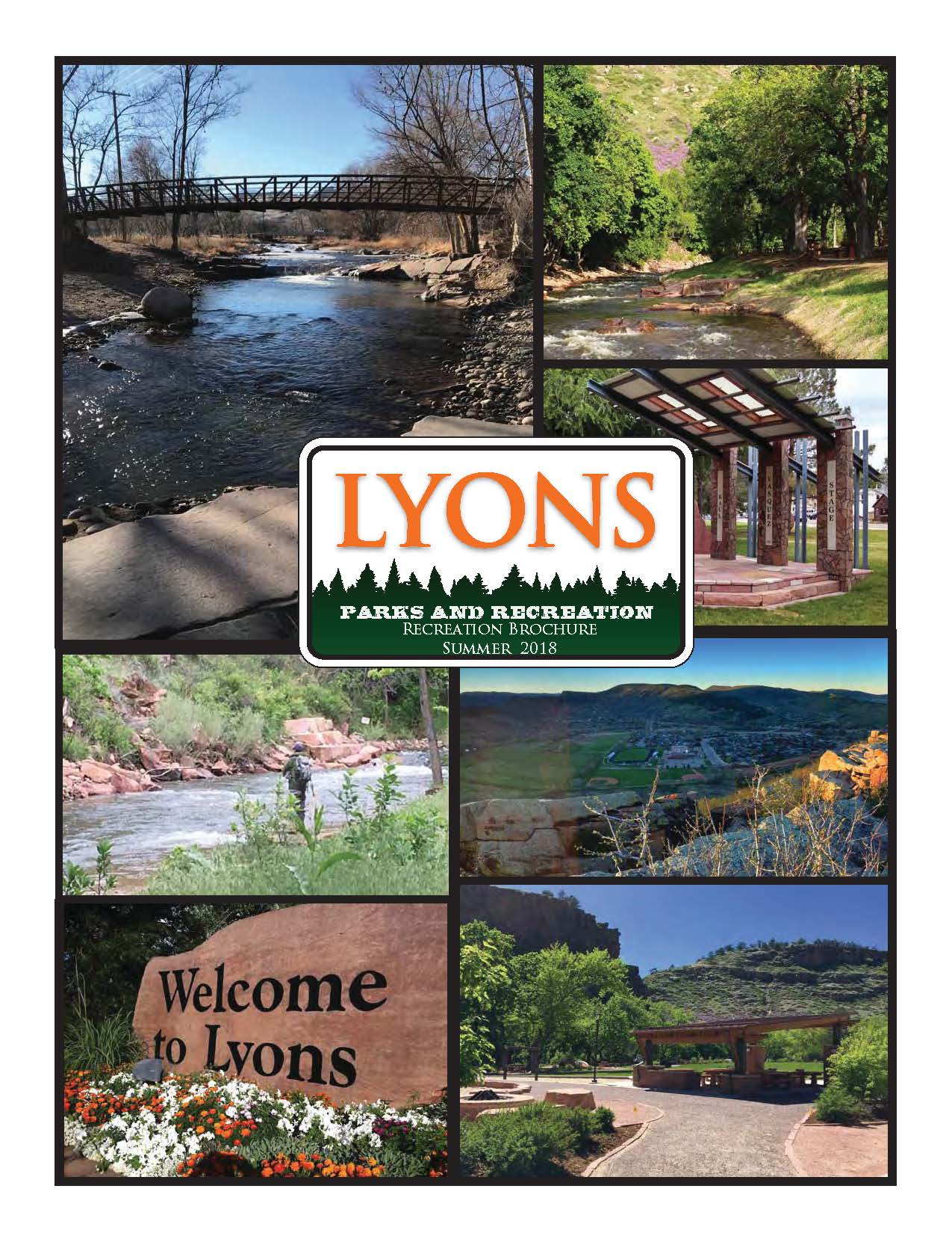 Town of Lyons summer 18