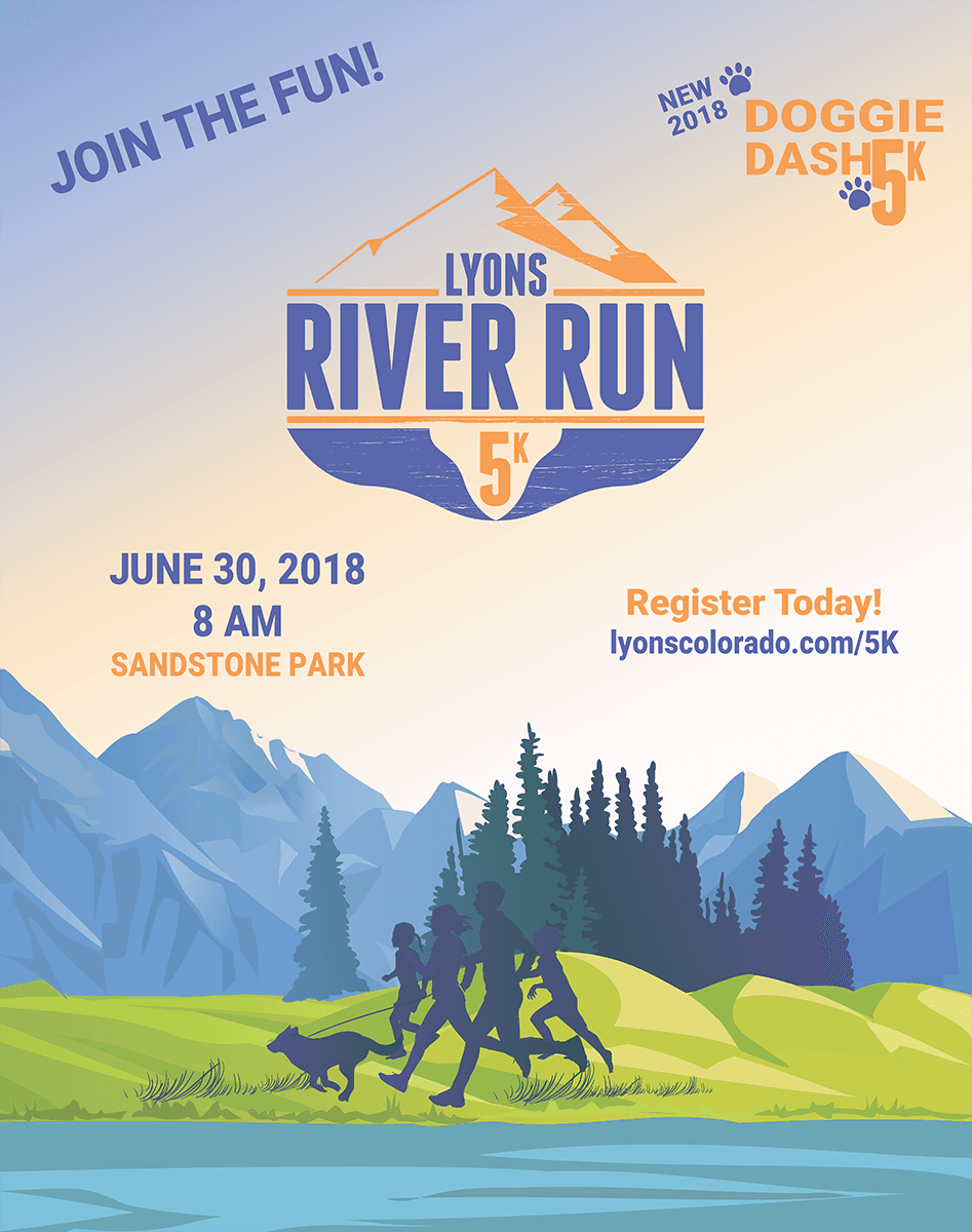 River Run and Doggie Dash 5k
