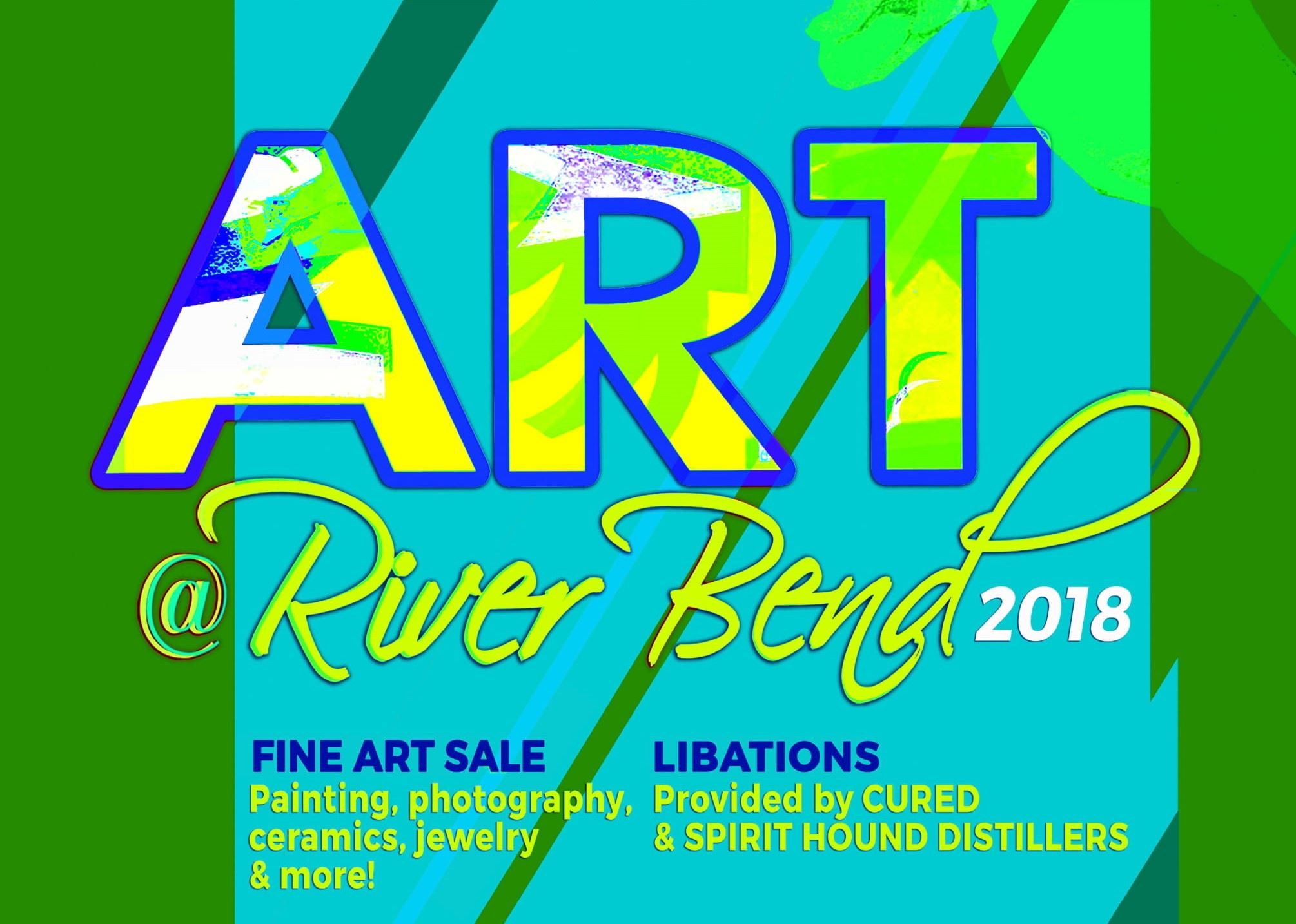 Art at River Bend 2018
