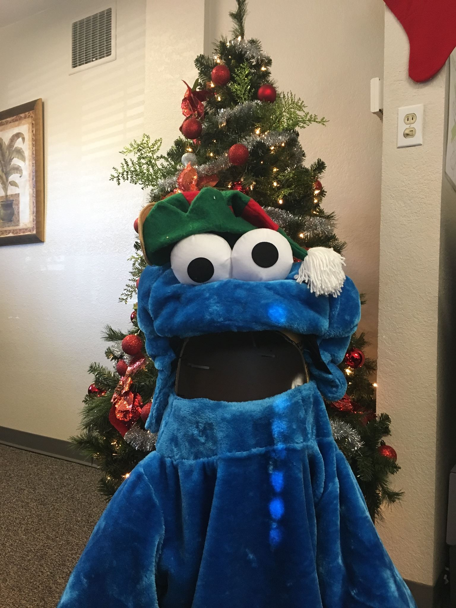 Cookie Monster_Holiday Drive