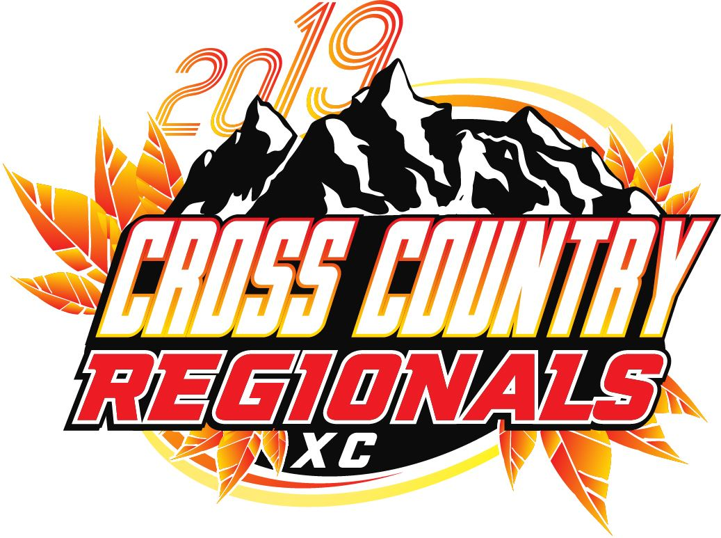 2019 Cross Country Regionals logo