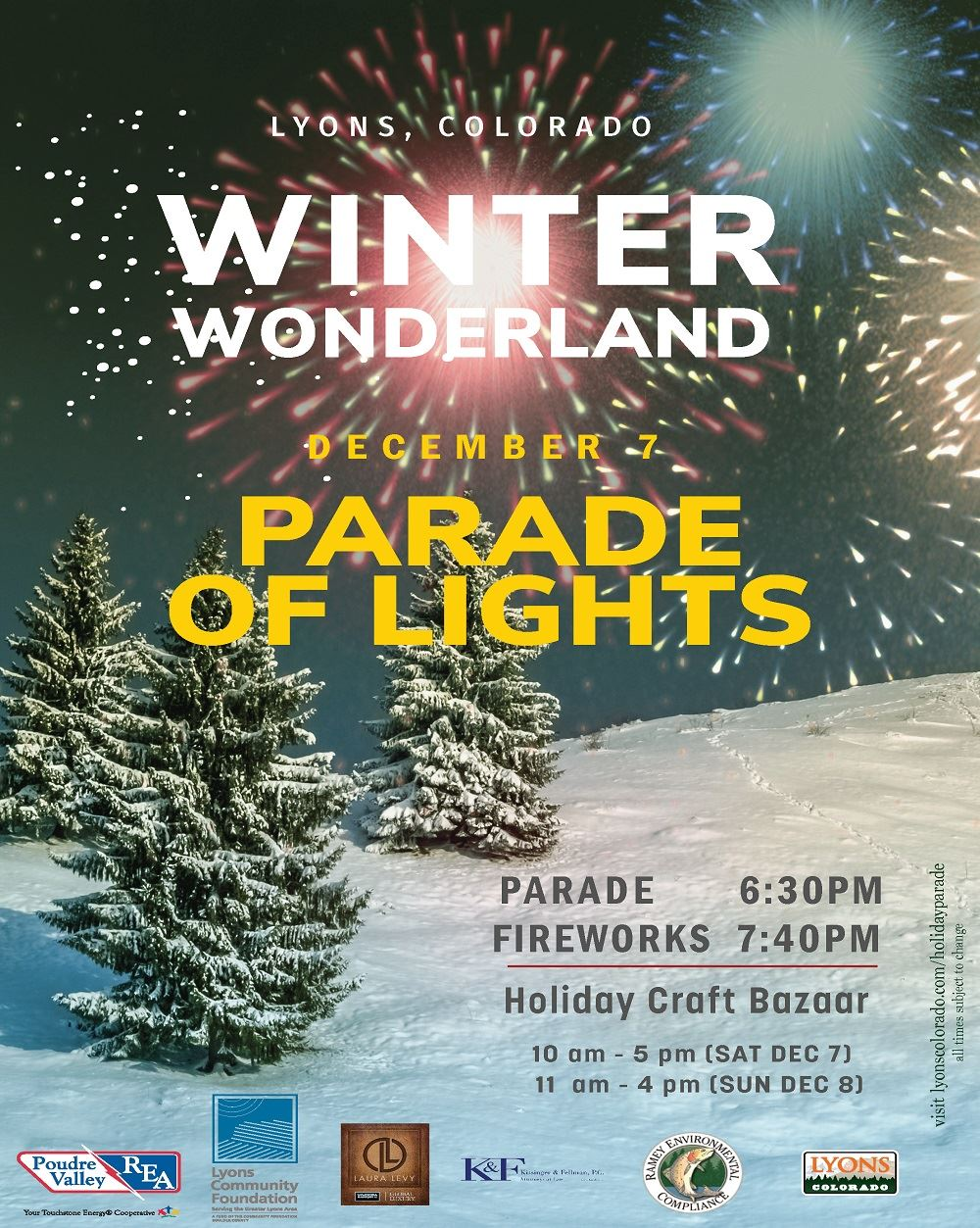 2019 Holiday Parade of Lights
