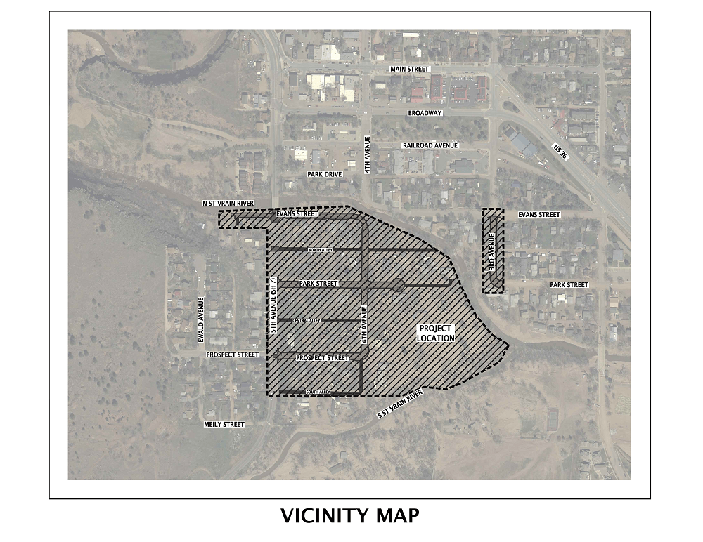 VICINITY MAP - CIP Confluence