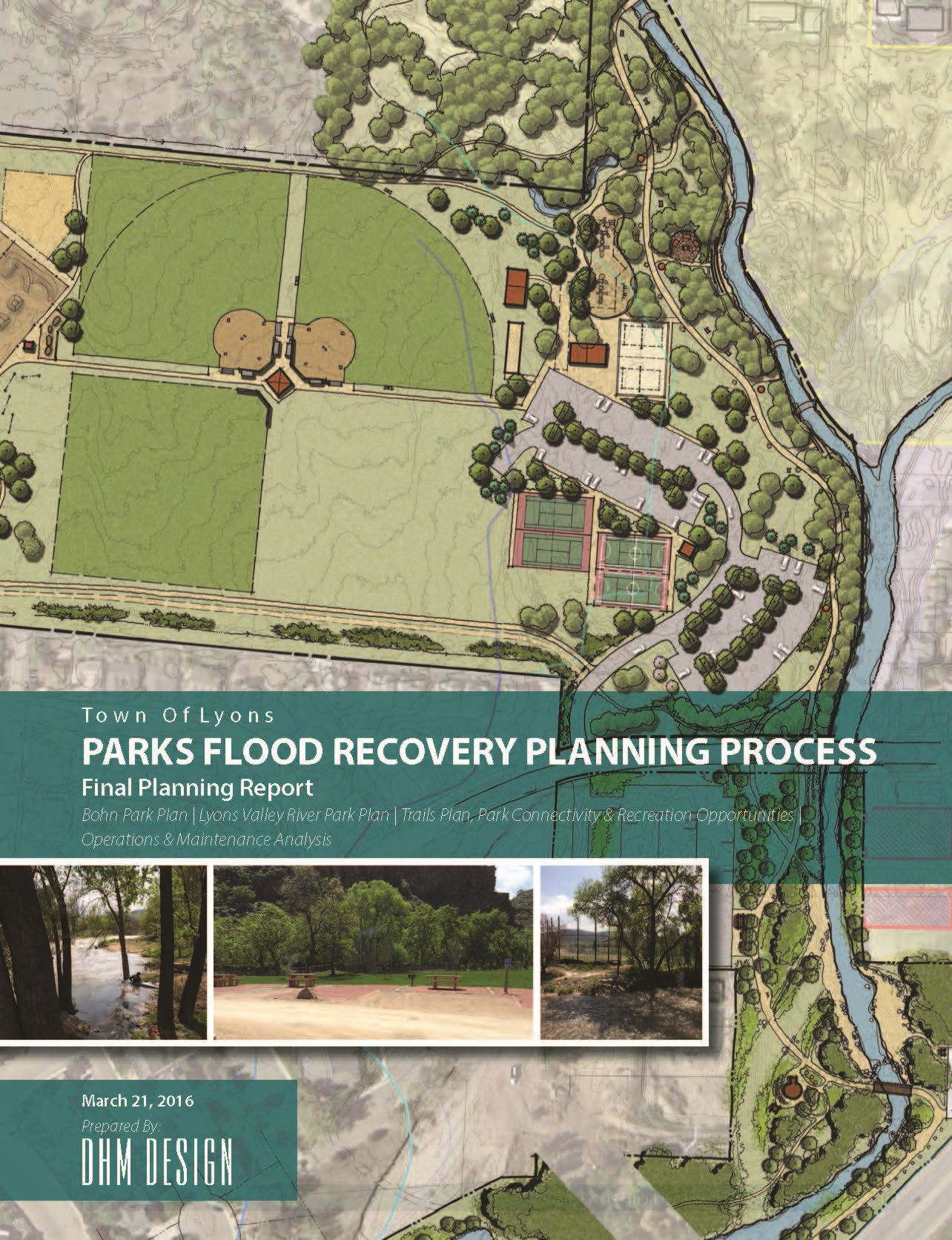 DHM Lyons Flood Recovery Plan