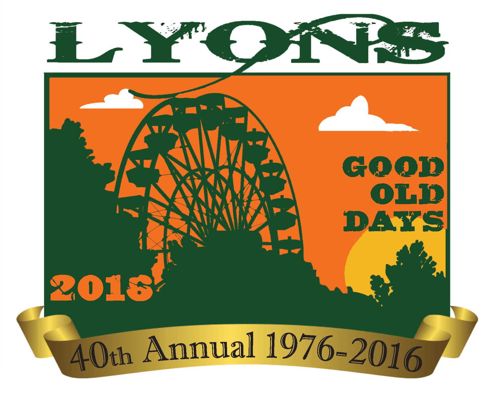 2016 GOD 40th Annual banner