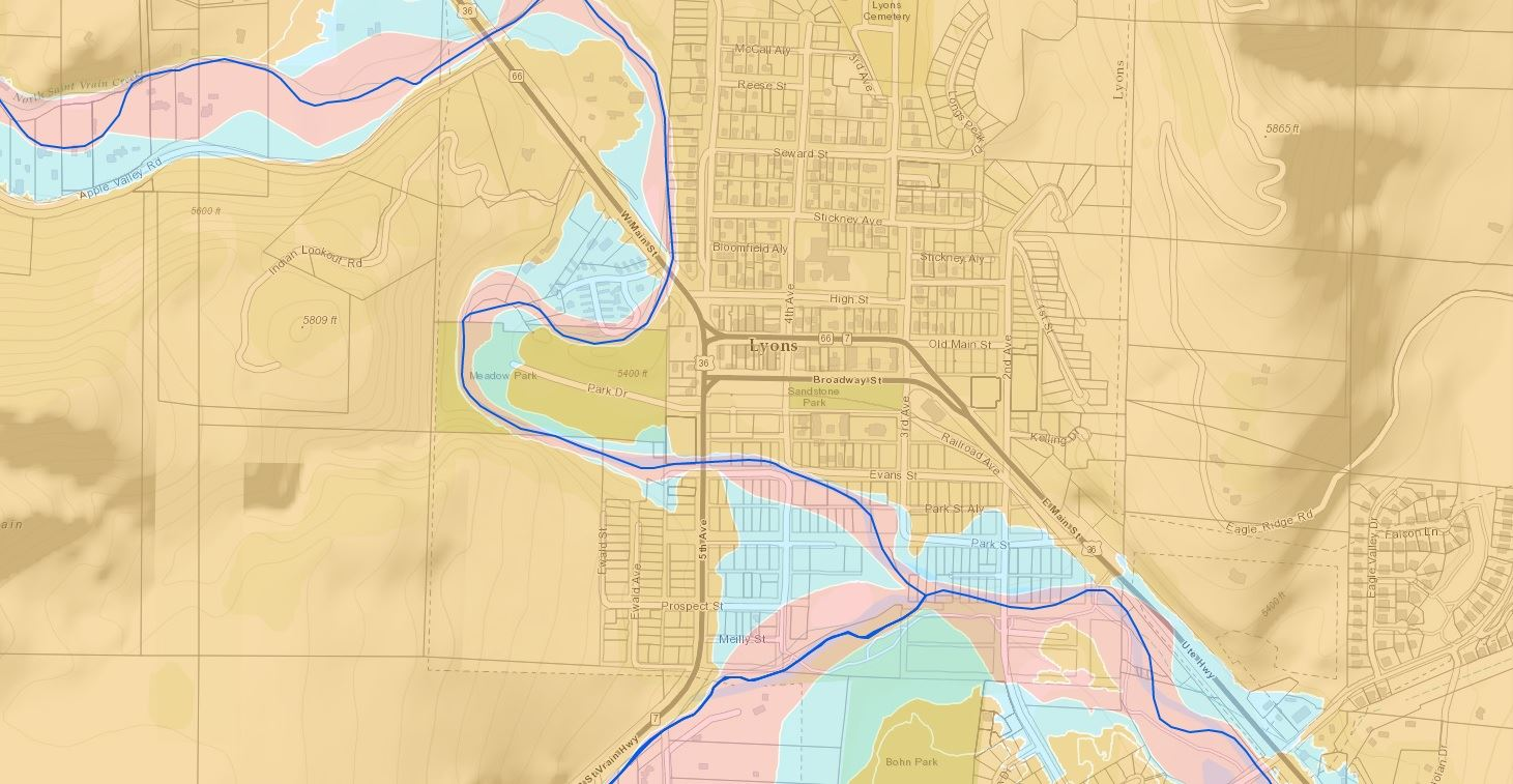 DRAFT 2016 Floodplain Map