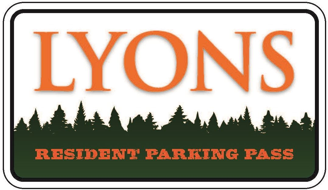 Resident Parking Pass Sign Up