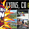 2017 Burning Can Festival at Lyons Outdoor Games